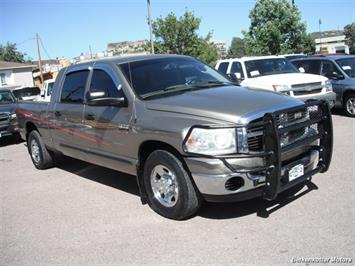 2007 Dodge Ram 2500 SLT Mega Cab 4x4 - Photo 1 - Brighton, CO 80603