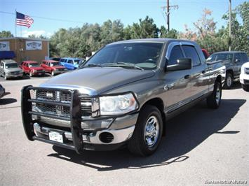 2007 Dodge Ram 2500 SLT Mega Cab 4x4 - Photo 3 - Brighton, CO 80603