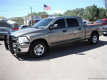 2007 Dodge Ram 2500 SLT Mega Cab 4x4 - Photo 5 - Brighton, CO 80603