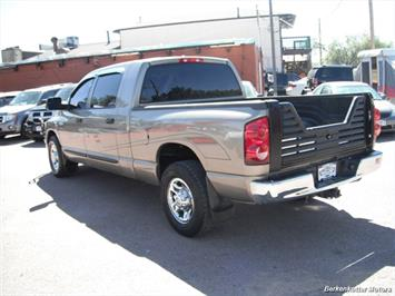 2007 Dodge Ram 2500 SLT Mega Cab 4x4 - Photo 7 - Brighton, CO 80603