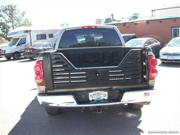 2007 Dodge Ram 2500 SLT Mega Cab 4x4 - Photo 8 - Brighton, CO 80603