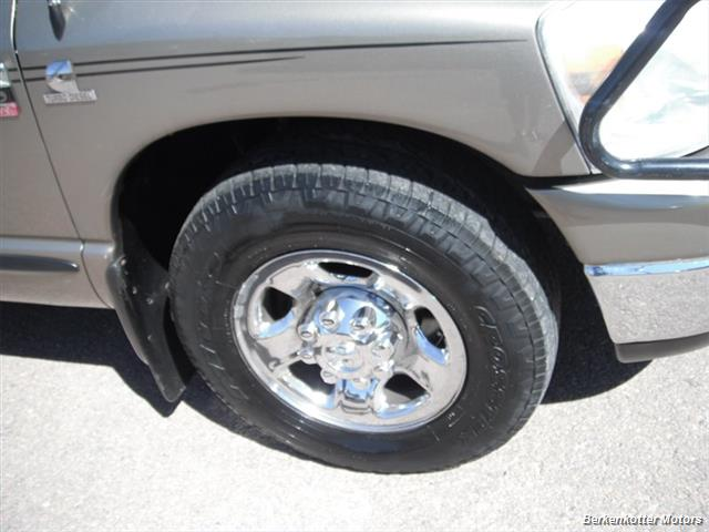 2007 Dodge Ram 2500 SLT Mega Cab 4x4 - Photo 12 - Brighton, CO 80603