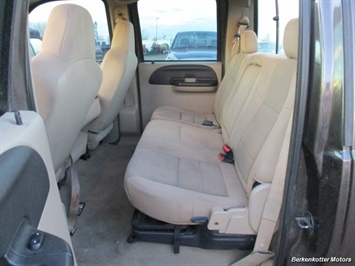 2006 Ford F-350 Super Duty XLT Crew Cab 4x4 - Photo 17 - Brighton, CO 80603