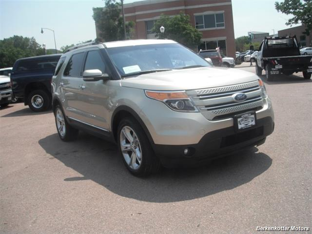 2011 Ford Explorer Limited AWD - Photo 13 - Parker, CO 80134
