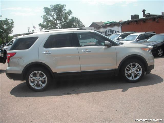 2011 Ford Explorer Limited AWD - Photo 11 - Parker, CO 80134