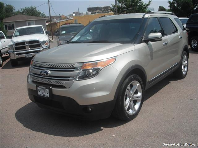 2011 Ford Explorer Limited AWD - Photo 1 - Parker, CO 80134