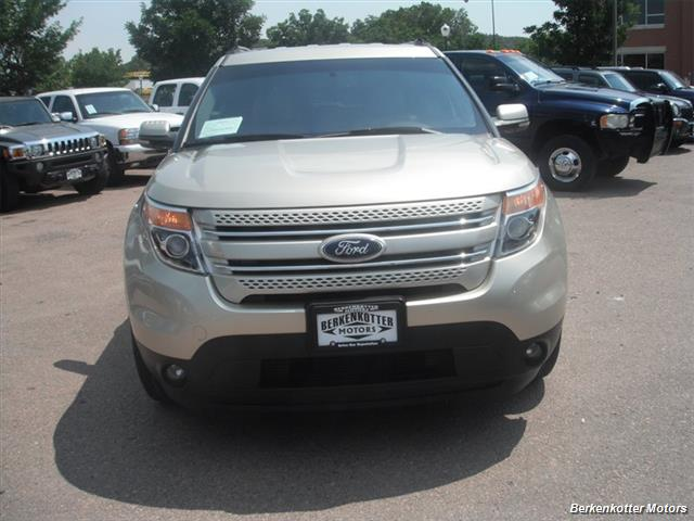 2011 Ford Explorer Limited AWD - Photo 4 - Parker, CO 80134