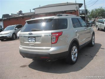 2011 Ford Explorer Limited AWD - Photo 9 - Parker, CO 80134