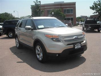 2011 Ford Explorer Limited AWD - Photo 3 - Parker, CO 80134