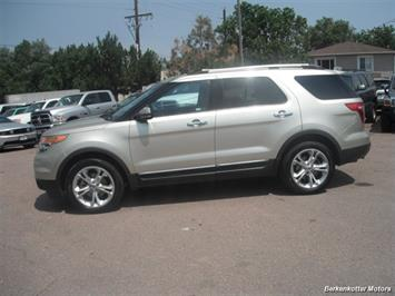 2011 Ford Explorer Limited AWD - Photo 2 - Parker, CO 80134