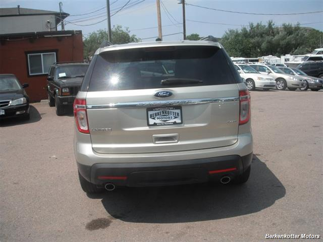 2011 Ford Explorer Limited AWD - Photo 8 - Parker, CO 80134