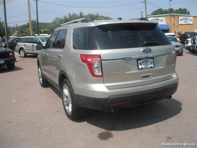 2011 Ford Explorer Limited AWD - Photo 7 - Parker, CO 80134