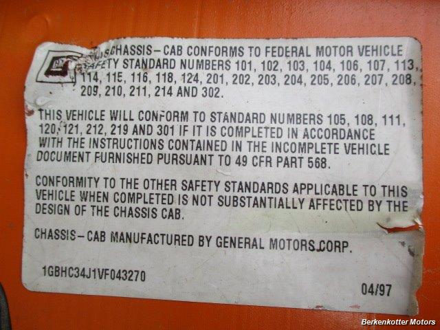 1997 Chevrolet 3500 DUMP - Photo 24 - Brighton, CO 80603