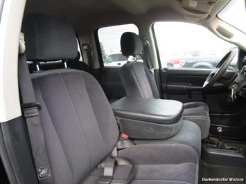 2005 Dodge Ram 1500 SLT Quad Cab 4x4 - Photo 26 - Brighton, CO 80603