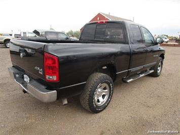 2005 Dodge Ram 1500 SLT Quad Cab 4x4 - Photo 9 - Brighton, CO 80603