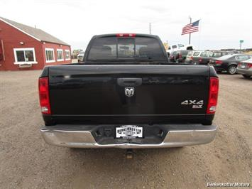 2005 Dodge Ram 1500 SLT Quad Cab 4x4 - Photo 8 - Brighton, CO 80603