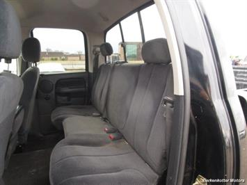 2005 Dodge Ram 1500 SLT Quad Cab 4x4 - Photo 23 - Brighton, CO 80603