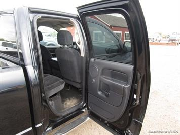 2005 Dodge Ram 1500 SLT Quad Cab 4x4 - Photo 28 - Brighton, CO 80603