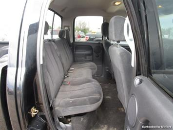 2005 Dodge Ram 1500 SLT Quad Cab 4x4 - Photo 29 - Brighton, CO 80603