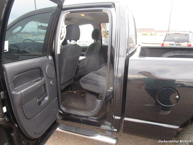 2005 Dodge Ram 1500 SLT Quad Cab 4x4 - Photo 22 - Brighton, CO 80603