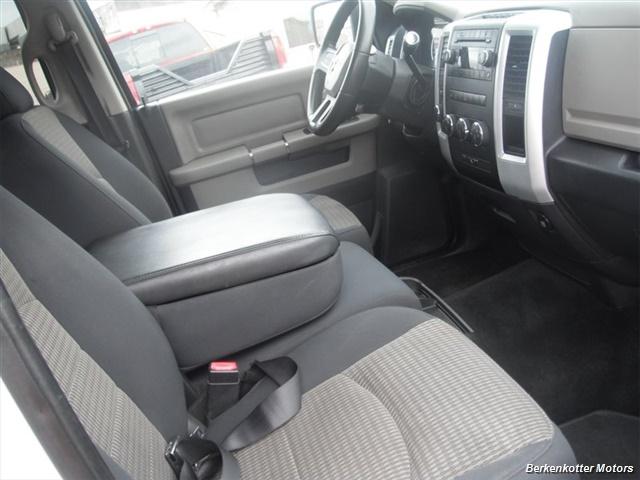2010 Dodge Ram 2500 SLT Crew Cab 4x4 - Photo 22 - Brighton, CO 80603