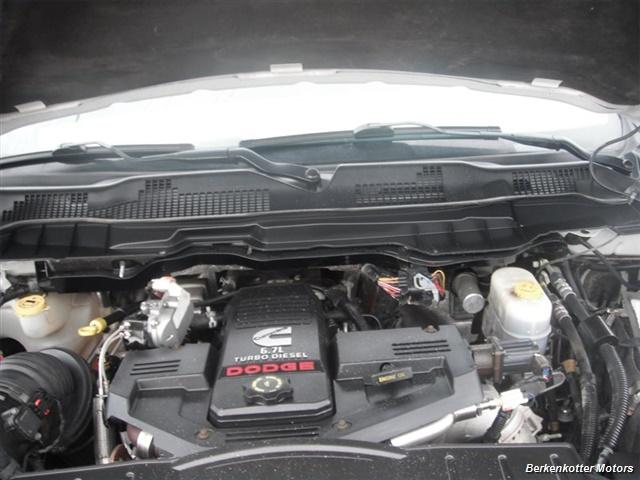 2010 Dodge Ram 2500 SLT Crew Cab 4x4 - Photo 24 - Brighton, CO 80603