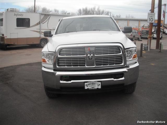 2010 Dodge Ram 2500 SLT Crew Cab 4x4 - Photo 2 - Brighton, CO 80603