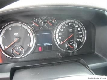 2010 Dodge Ram 2500 SLT Crew Cab 4x4 - Photo 16 - Brighton, CO 80603
