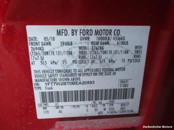 2011 Ford F-250 Super Duty XL Crew Cab - Photo 33 - Brighton, CO 80603