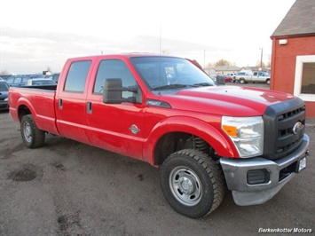 2011 Ford F-250 Super Duty XL Crew Cab - Photo 1 - Brighton, CO 80603