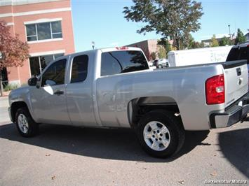 2007 Chevrolet Silverado 1500 Extended Cab 4x4 - Photo 5 - Brighton, CO 80603