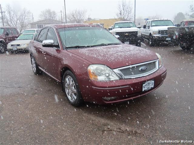 2007 Ford Five Hundred Limited - Photo 13 - Castle Rock, CO 80104