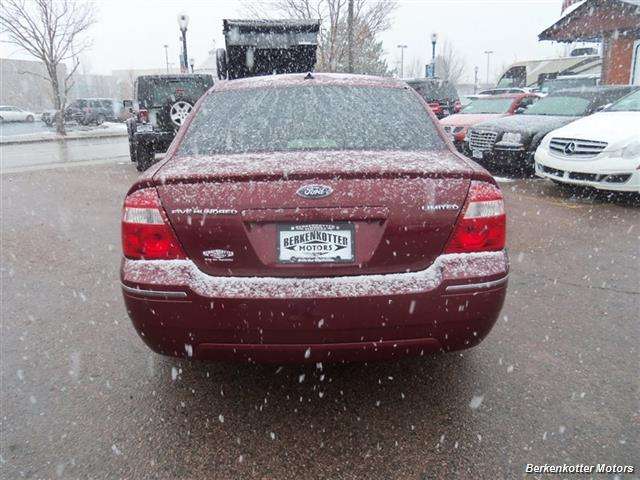 2007 Ford Five Hundred Limited - Photo 8 - Castle Rock, CO 80104