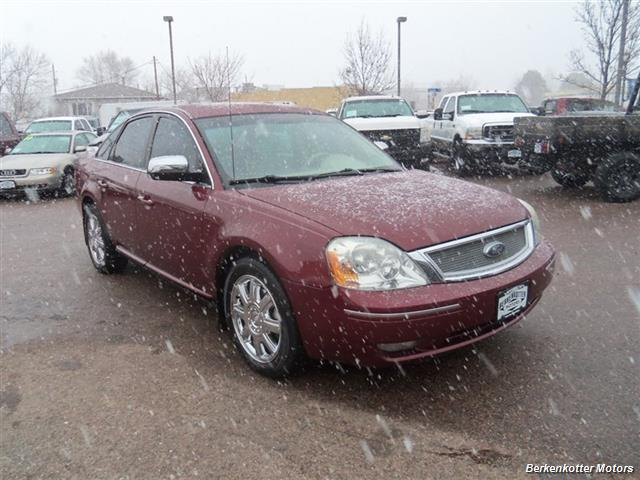 2007 Ford Five Hundred Limited - Photo 3 - Castle Rock, CO 80104