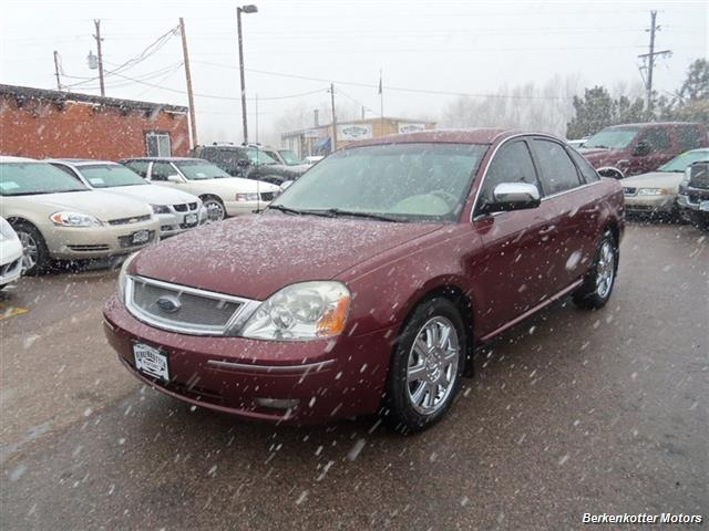 2007 Ford Five Hundred Limited - Photo 1 - Castle Rock, CO 80104