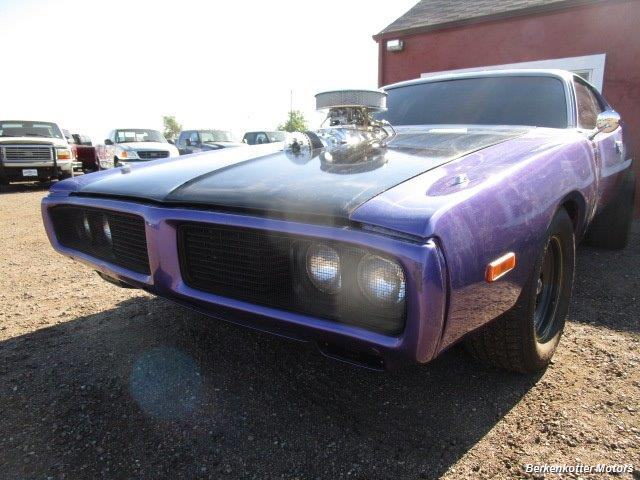 1973 Dodge Challenger 360 V8 w/ Supercharger - Photo 5 - Brighton, CO 80603
