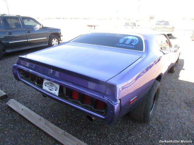 1973 Dodge Challenger 360 V8 w/ Supercharger - Photo 11 - Brighton, CO 80603