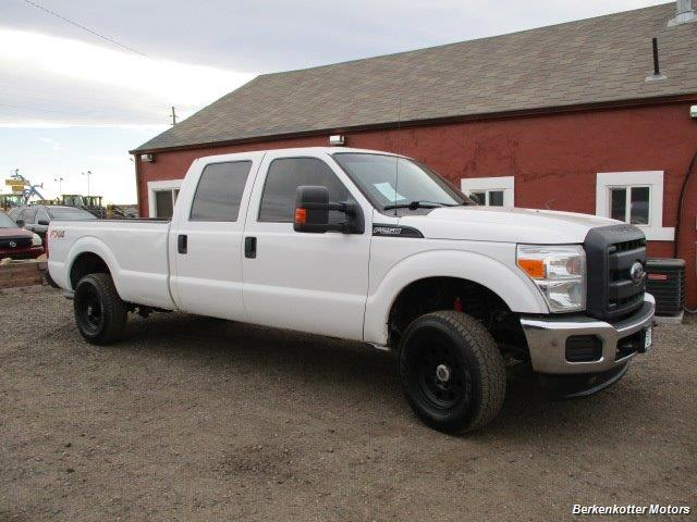 2012 Ford F-250 Super Duty XL Crew Cab 4x4 - Photo 1 - Parker, CO 80134