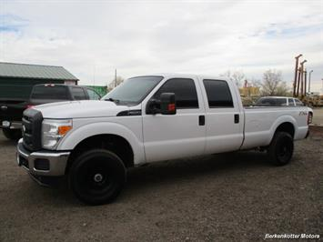 2012 Ford F-250 Super Duty XL Crew Cab 4x4 - Photo 8 - Parker, CO 80134