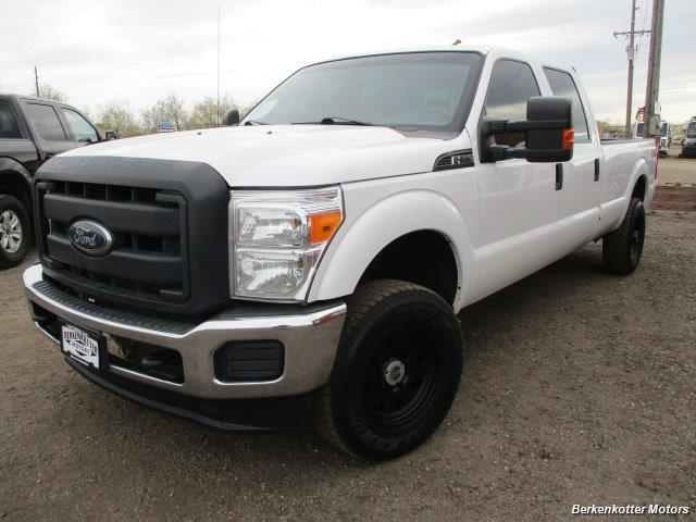 2012 Ford F-250 Super Duty XL Crew Cab 4x4 - Photo 9 - Parker, CO 80134