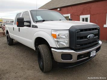 2012 Ford F-250 Super Duty XL Crew Cab 4x4 - Photo 2 - Parker, CO 80134