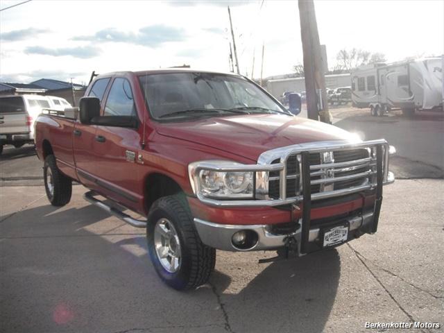 2007 Dodge Ram Pickup 2500 SLT - Photo 1 - Brighton, CO 80603