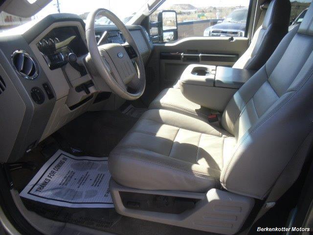 2009 Ford F-350 Super Duty Lariat Crew Cab - Photo 25 - Brighton, CO 80603