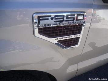 2009 Ford F-350 Super Duty Lariat Crew Cab - Photo 8 - Brighton, CO 80603