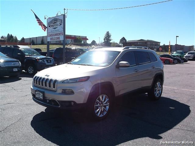 2014 Jeep Cherokee Limited - Photo 2 - Brighton, CO 80603