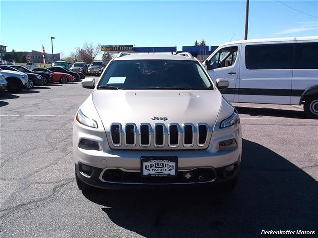 2014 Jeep Cherokee Limited - Photo 8 - Brighton, CO 80603
