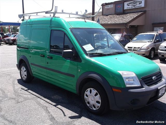 2012 Ford Transit Connect Cargo Van XL photo