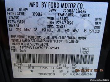 2009 Ford F-150 Lariat Super Crew 4x4 - Photo 52 - Parker, CO 80134