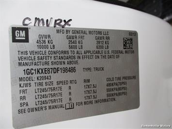 2013 Chevrolet Silverado 2500 LT Crew Cab 4x4 - Photo 42 - Brighton, CO 80603