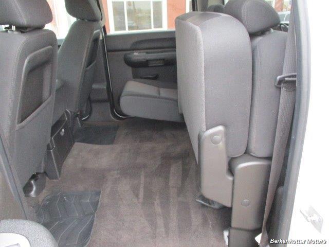 2013 Chevrolet Silverado 2500 LT Crew Cab 4x4 - Photo 33 - Brighton, CO 80603